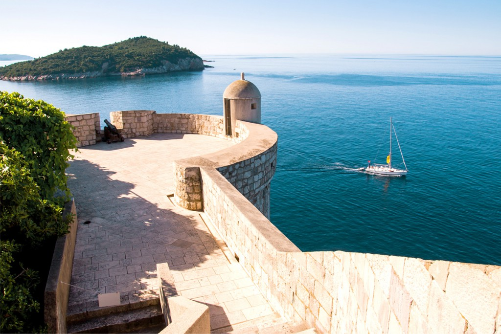 Things to do in Dubrovnik: Walking the Walls and Fortesses
