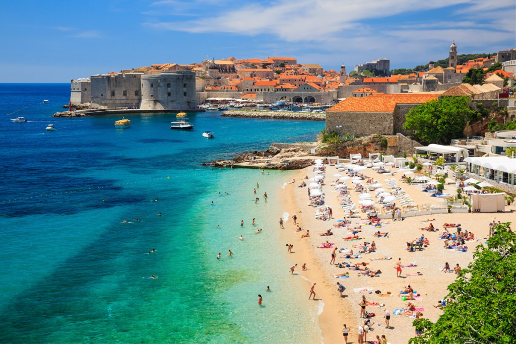 Getting to Korčula Island from famous Dubrovnik is easy