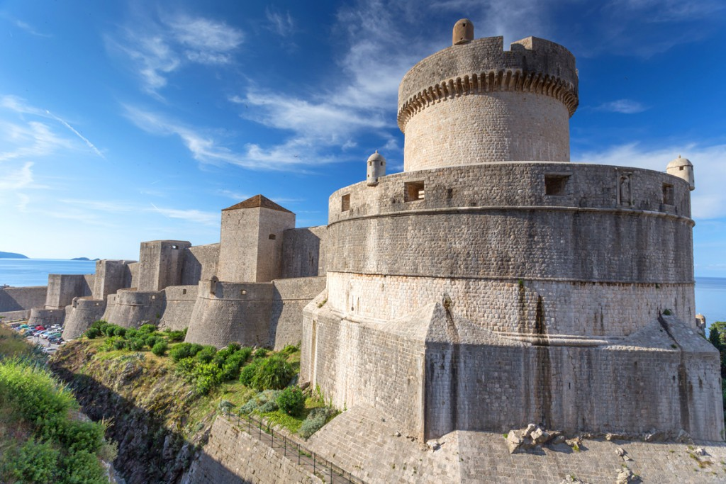 Things to do in Dubrovnik: Walking the Walls and Fortresses