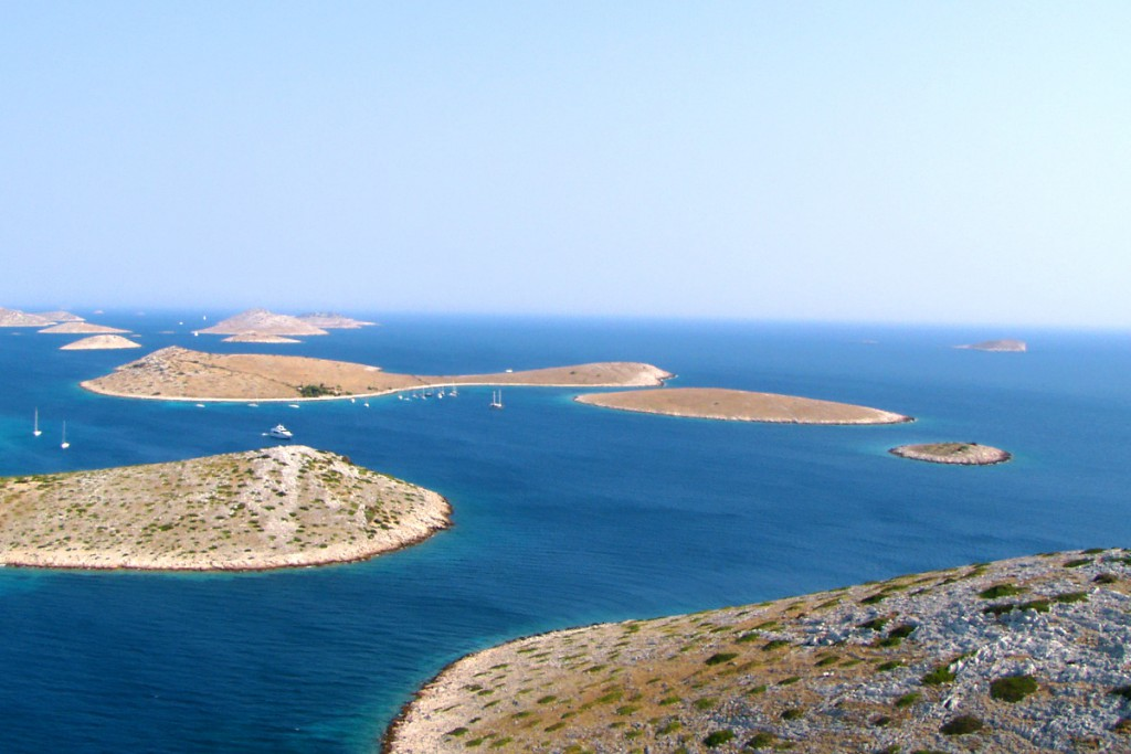Day trip to Kornati Archipelago
