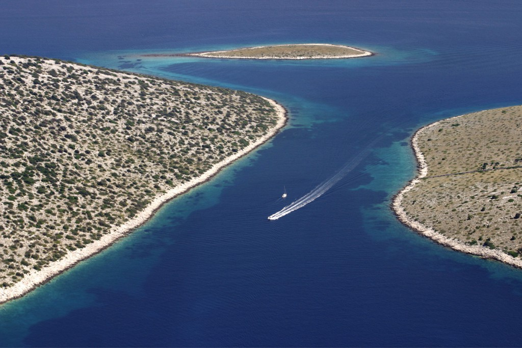 Raw beauty of Kornati Archipelago