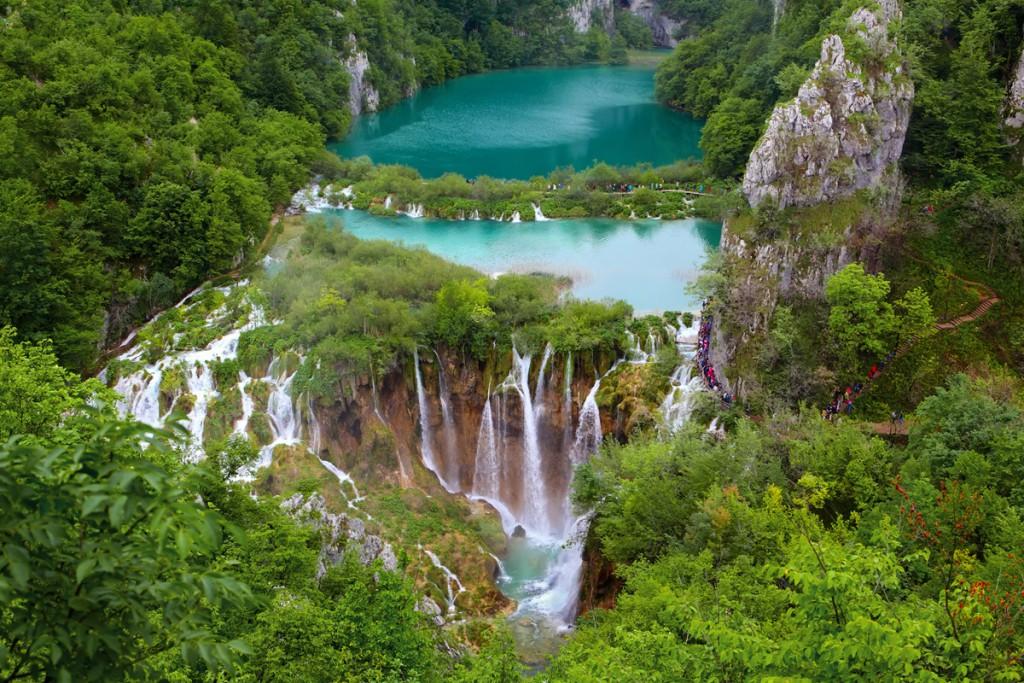 Plitvice Lakes Phenomenon