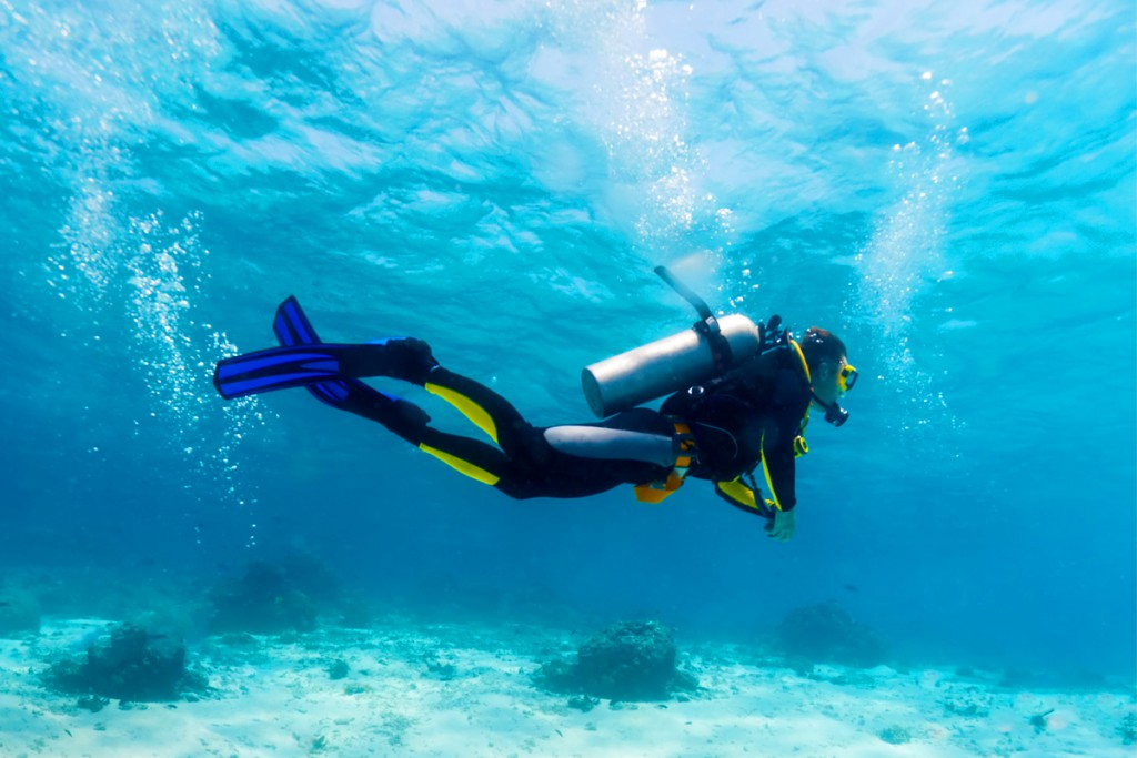Things to do in Pula: scuba diving adventure