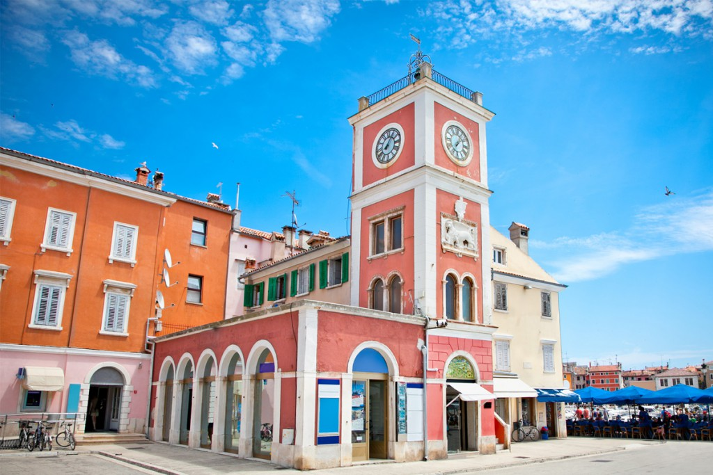 Things to do in Rovinj: visitimg nearby town Poreč