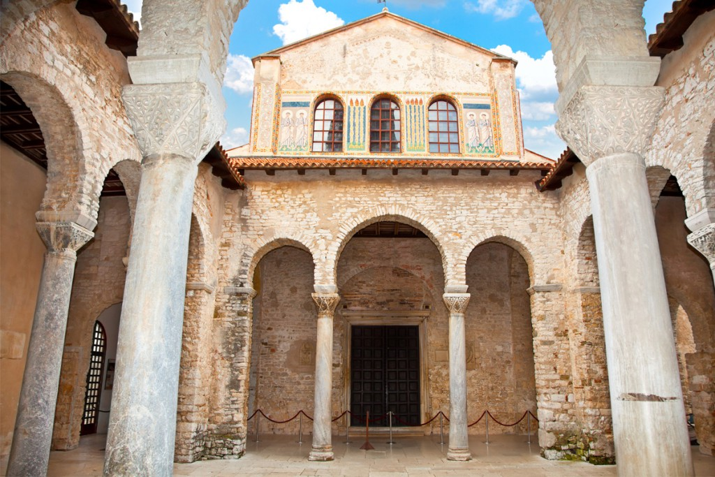 Things to do in Poreč: The concerts in Euphrasian Basilica
