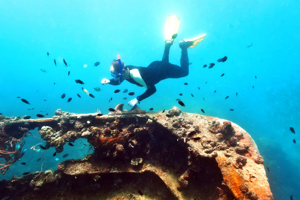 Things to do in Pula: Shipwreck diving