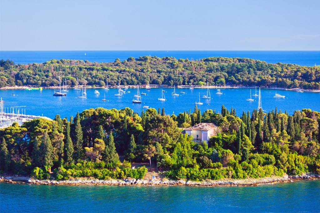Things to do in Rovinj: Rovinj archipelago sailing
