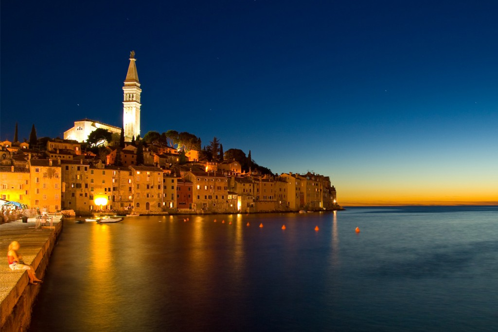 Things to do in Pula: visiting nearby town Rovinj