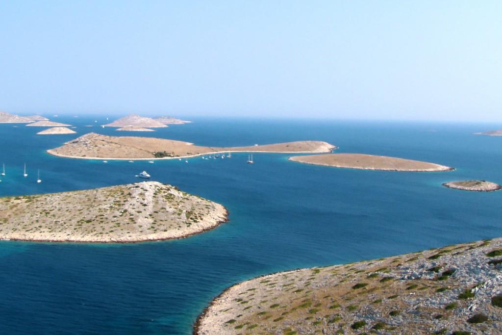 Day trips from Trogir: Kornati Archipelago