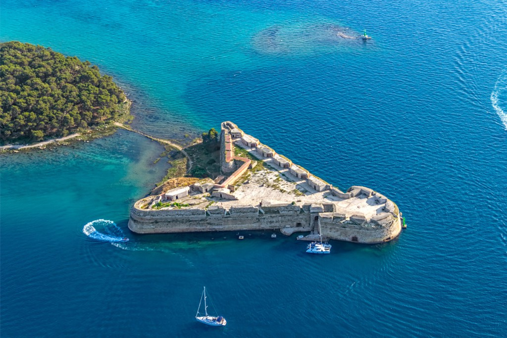 Things to do in Šibenik: St. Nicholas' Fortress