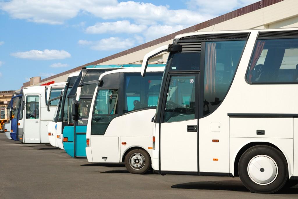 Main bus terminals in Croatia