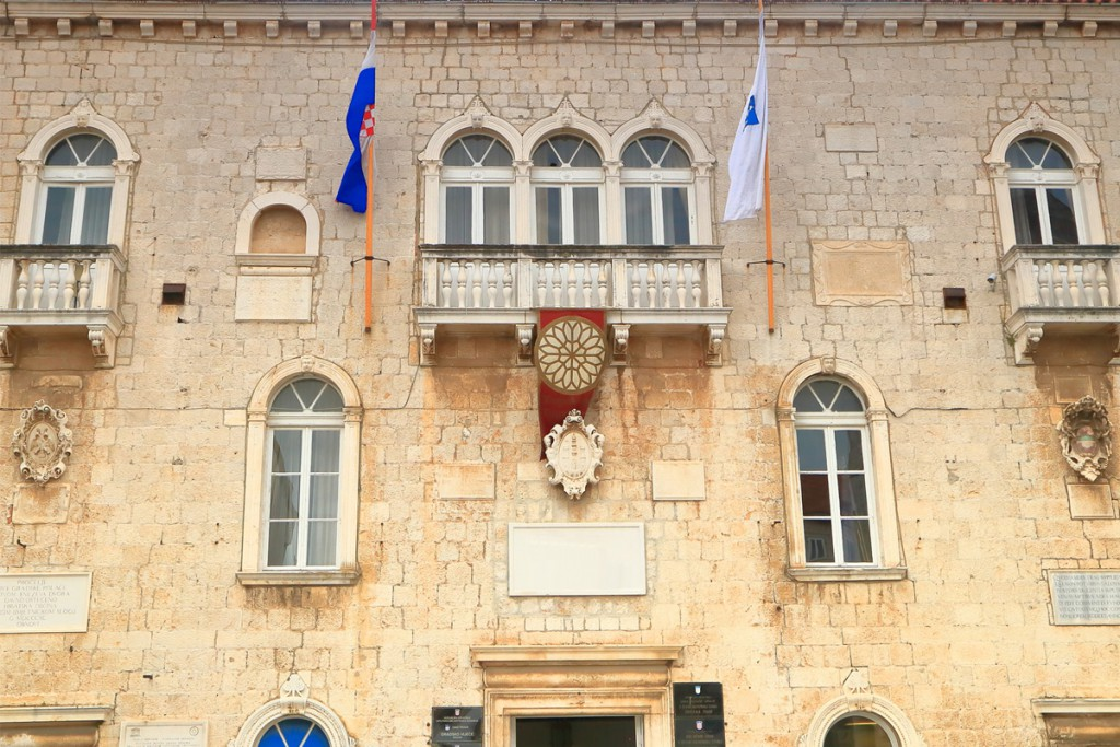 Get to know Trogir: The City Hall