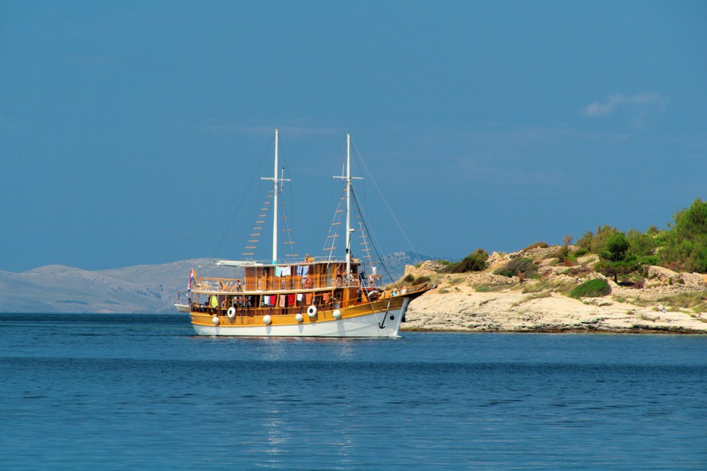Exploring Zadar Archipelago
