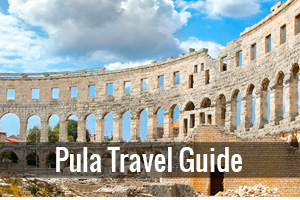 travel guide pula