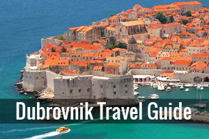 travel guide dubrovnik