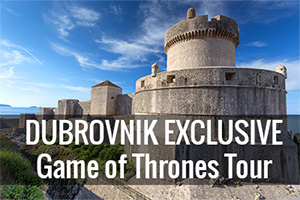 Dubrovnik Games of Thrones