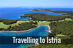 travelling to istria