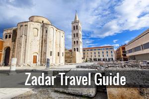 travel guide zadar