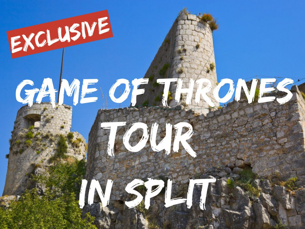 Things to do in Split: Game of Thrones Tour